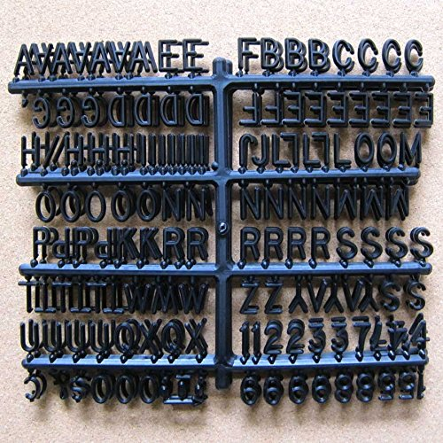 10-x-10-Changeable-Oak-Wood-Letter-Board-Set-w-290-PC-Letters-Numbers-White-Vinyl-with-Oak-Wood-Frame-0-1