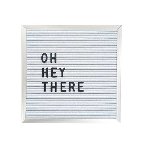 10-x-10-Changeable-White-Letter-Board-Set-w-290-PC-Letters-Numbers-White-Vinyl-w-Silver-Aluminum-Frame-0