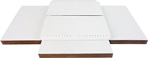 100-White-1-3-Vinyl-12-Record-Cardboard-Multi-Depth-Mailers-0-0