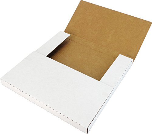 100-White-1-3-Vinyl-12-Record-Cardboard-Multi-Depth-Mailers-0