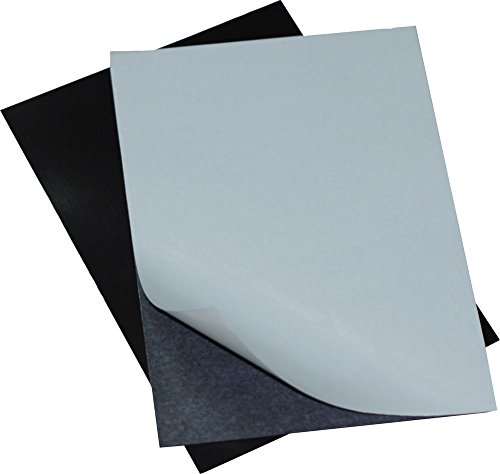 1000-Self-Adhesive-Magnetic-Business-Card-Magnets-20-mil-Peel-and-Stick-FREE-SHIPPING-0-0