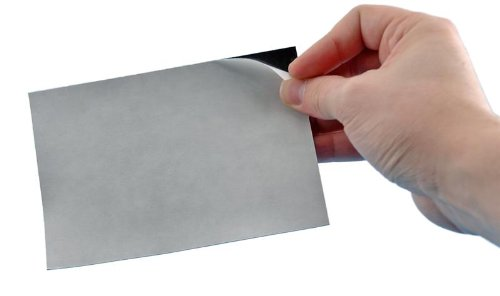 1000-Self-Adhesive-Magnetic-Business-Card-Magnets-20-mil-Peel-and-Stick-FREE-SHIPPING-0-1