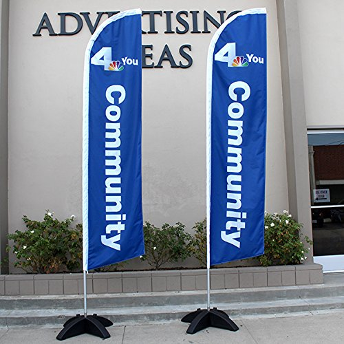15-Full-Color-Custom-Tall-Swooper-Advertising-Flag-Feather-Banner-Pole-Spike-0-0