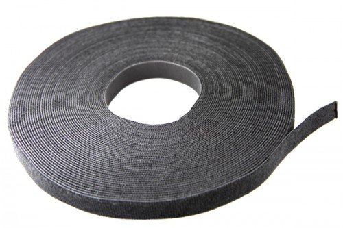 151494 Velcro One Wrap Strap 3 4 X 75 Black Office