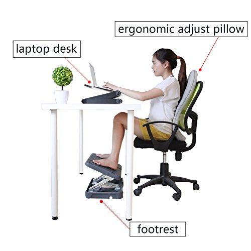 2106-Ergonomic-Comfort-High-Adjustable-Footrest-New-Pebbles-Therapy-Technique-Adjustable-Angle-Footrest-0-1