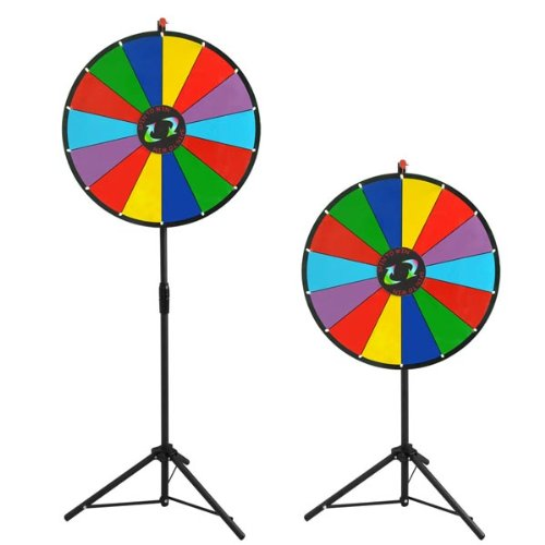 24-Prize-Wheel-15-Slots-with-Tripod-Base-Tabletop-Spinning-Color-Dry-Erase-0-0