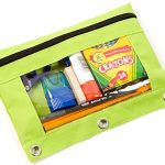 3-Ring-Binder-Pencil-Pouch-Clear-Window-Bright-Colors-0-1