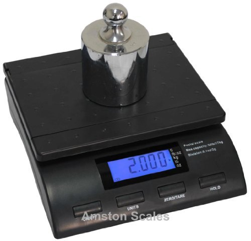 36-LB-x-01-OZ-Digital-Postal-Postage-Shipping-Scale-USPS-UPS-FEDEX-Mail-Package-0-0