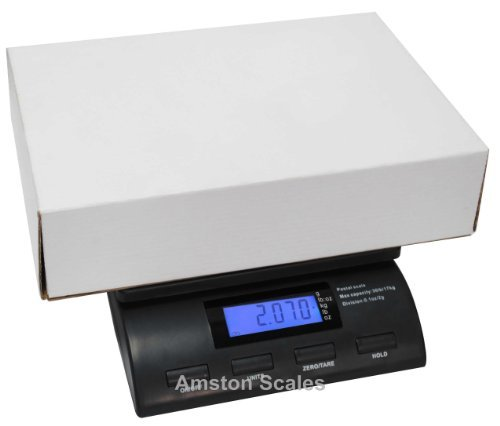 36-LB-x-01-OZ-Digital-Postal-Postage-Shipping-Scale-USPS-UPS-FEDEX-Mail-Package-0-1