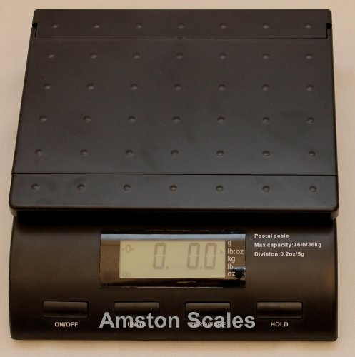 36-LB-x-01-OZ-Digital-Postal-Postage-Shipping-Scale-USPS-UPS-FEDEX-Mail-Package-0