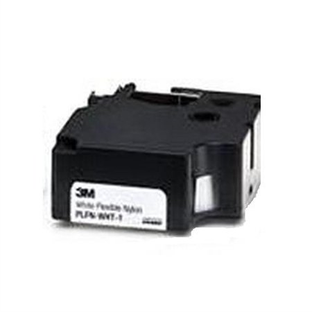 3M-Black-on-White-Vinyl-Continuous-Thermal-Transfer-Printer-Label-Cartridge-34-in-Width-18-ft-Length-58460-PRICE-is-per-EACH-0