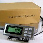400-LB-x-01-LB-Digital-Postal-Postage-Shipping-Scale-Stainless-Steel-Platform-USPS-UPS-FEDEX-0-0