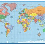 48×78-Huge-World-Classic-Elite-Wall-Map-Laminated-0