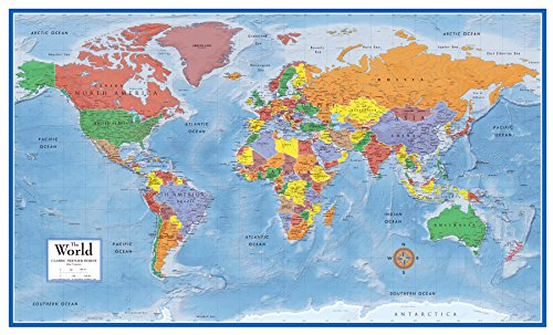 48×78-World-Classic-Premier-Wall-Map-Mega-Poster-0