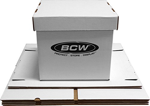 5 bcw brand 12 record album storage box with removable lid holds up to 65 vinyl records. Black Bedroom Furniture Sets. Home Design Ideas