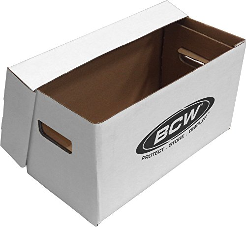 5-BCW-Brand-7-Record-Album-Storage-Box-with-Removable-Lid-Holds-Up-to-150-Vinyl-Records-0-0