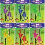 5-Blunt-Pointed-Tip-School-Scissors-2Pack-144-pcs-sku-428665MA-0