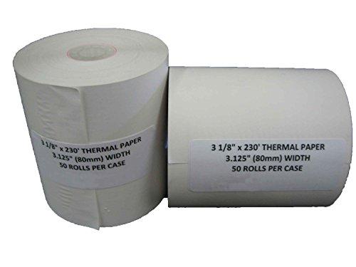 50-Rolls-PosPaperRoll-BPA-FREE-Thermal-Paper-3-18-x-230-Feet-CT-S300-0
