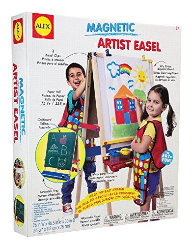 ALEX-Toys-Artist-Studio-Magnetic-Artist-Easel-0