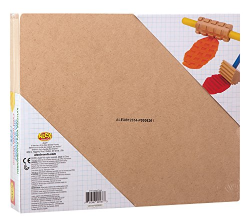 ALEX-Toys-Artist-Studio-Wooden-Dough-Tools-Set-12-Piece-0-0