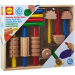 ALEX-Toys-Artist-Studio-Wooden-Dough-Tools-Set-12-Piece-0