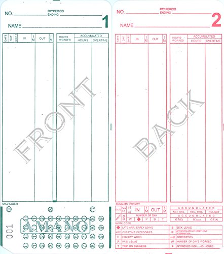 AMANO-BR-MJR-7000-0-99-1000PK-EMPLOYEE-CARDS-AMANO-OEM-TIME-CARDS-0