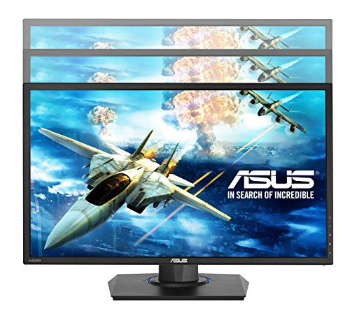 ASUS-24-inch-Full-HD-FreeSync-Gaming-Monitor-VG245H-1080p-1ms-Rapid-Response-Time-75Hz-Dual-HDMI-Low-Blue-Light-Flicker-Free-Display-with-Pivot-Tilt-and-Swivel-ASUS-EyeCare-0-1
