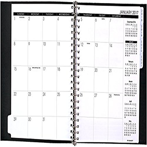 AT-A-GLANCE-5-Year-Monthly-Planner-2017-60-Months-9-x-11-Inch-Page-Size-Black-7029605-0-0
