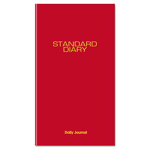 AT-A-GLANCE-Diary-2017-Daily-Standard-7-1116-x-12-18-Red-SD37713-0-0