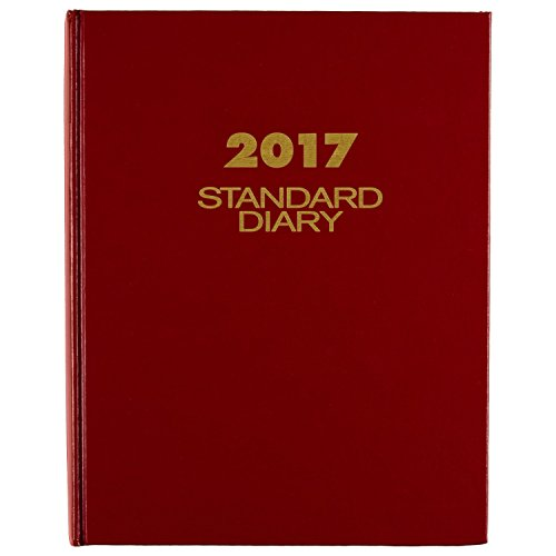 AT-A-GLANCE-Diary-2017-Daily-Standard-7-12-x-9-716-Red-SD37413-0