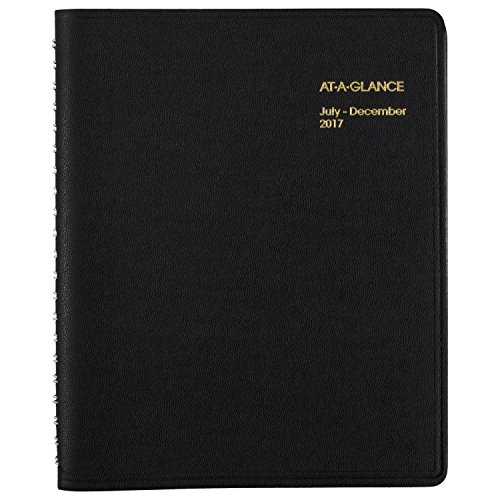 AT-A-GLANCE-Group-Daily-Appointment-Book-Planner-2017-Eight-Person-8-12-x-10-78-Black-70-212-77-0-1