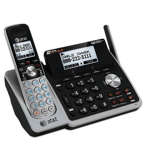 ATT-TL88102-Dect-60-1-Handset-2-Line-Landline-Telephone-0-0