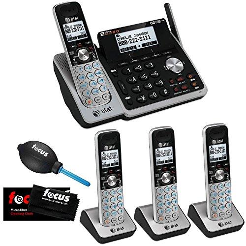 ATT-TL88102-Dect-60-1-Handset-2-Line-Landline-Telephone-0