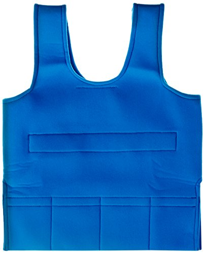 Abilitations-Integrations-Weighted-Soft-Vest-Blue-Small-30-L-x-15-W-0