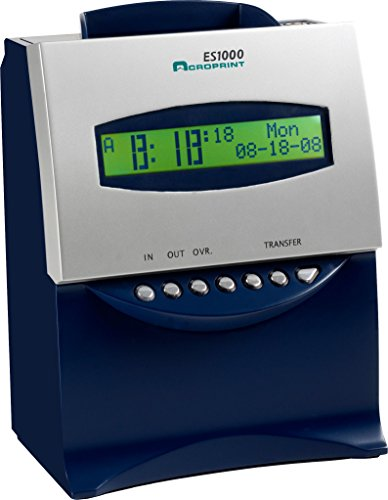 Acroprint-ES1000-Electronic-Totalizing-Payroll-Recorder-and-Time-Stamp-Time-Clock-0