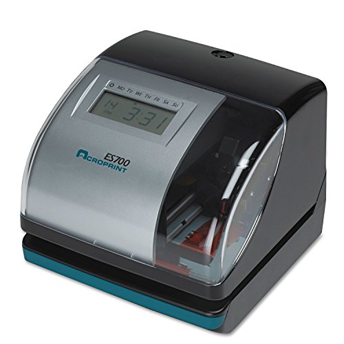 Acroprint-ES700-Electronic-Payroll-Recorder-and-Time-Stamp-Time-Clock-Time-Clock-0
