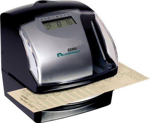 Acroprint-ES900-Electronic-Payroll-RecorderTime-StampNumbering-Machine-0-0