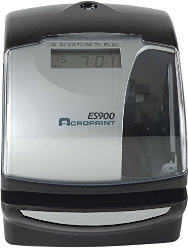 Acroprint-ES900-Electronic-Payroll-RecorderTime-StampNumbering-Machine-0-1