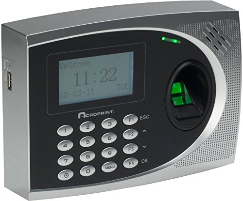 Acroprint-timeQplus-Biometric-Time-and-Attendance-System-Time-Clock-Time-Clock-0