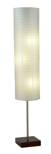 Adesso-4090-15-Modern-Gyoza-Table-and-Floor-Lamp-Set-White-2-Pack-0