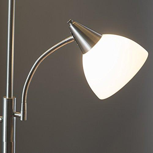Adesso-Piedmont-300-Watt-Incandescent-Torchiere-with-60-Watt-Adjustable-Reading-Lamp-0-0