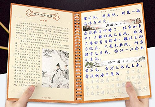 Adult-Calligraphy-Posts-Grooves-Running-Script-Calligraphy-Pen-Copybook-0-0