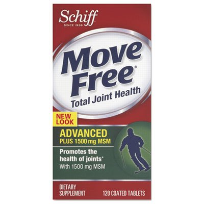 Advanced-Plus-MSM-Total-Joint-Health-Tablet-120-Count-Sold-as-1-Each-0
