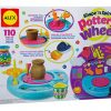Alex-Deluxe-Pottery-Wheel-with-AC-Adapter-0