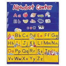 Alphabet-Center-Pocket-Chart-28×34-Multi-Sold-as-1-Each-0