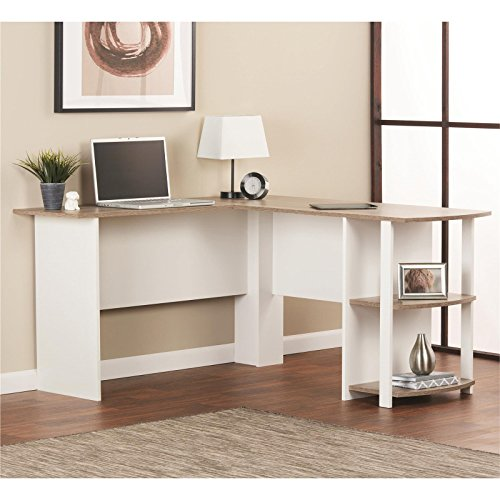 Altra-Dakota-L-Shaped-Desk-with-Bookshelves-0-1