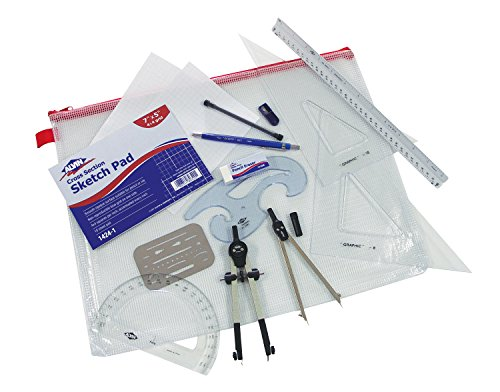 Alvin-BDK-1A-Basic-Beginners-Drafting-Architects-Kit-0