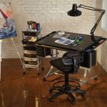 Alvin-CraftMaster-II-Deluxe-Art-Drawing-Glass-Top-Table-0-0