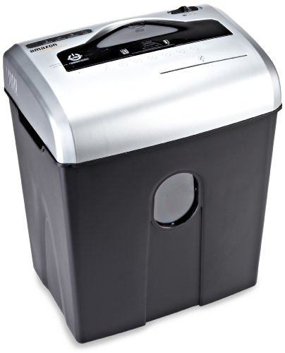 AmazonBasics-12-Sheet-Cross-Cut-PaperCDCredit-Card-Shredder-0