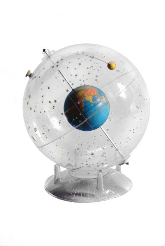 American-Educational-310-Basic-Transparent-Celestial-Globe-12-Diameter-0-0